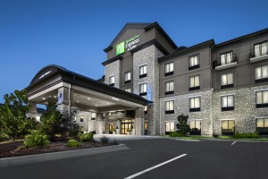 Holiday Inn Express & Suites – Conway